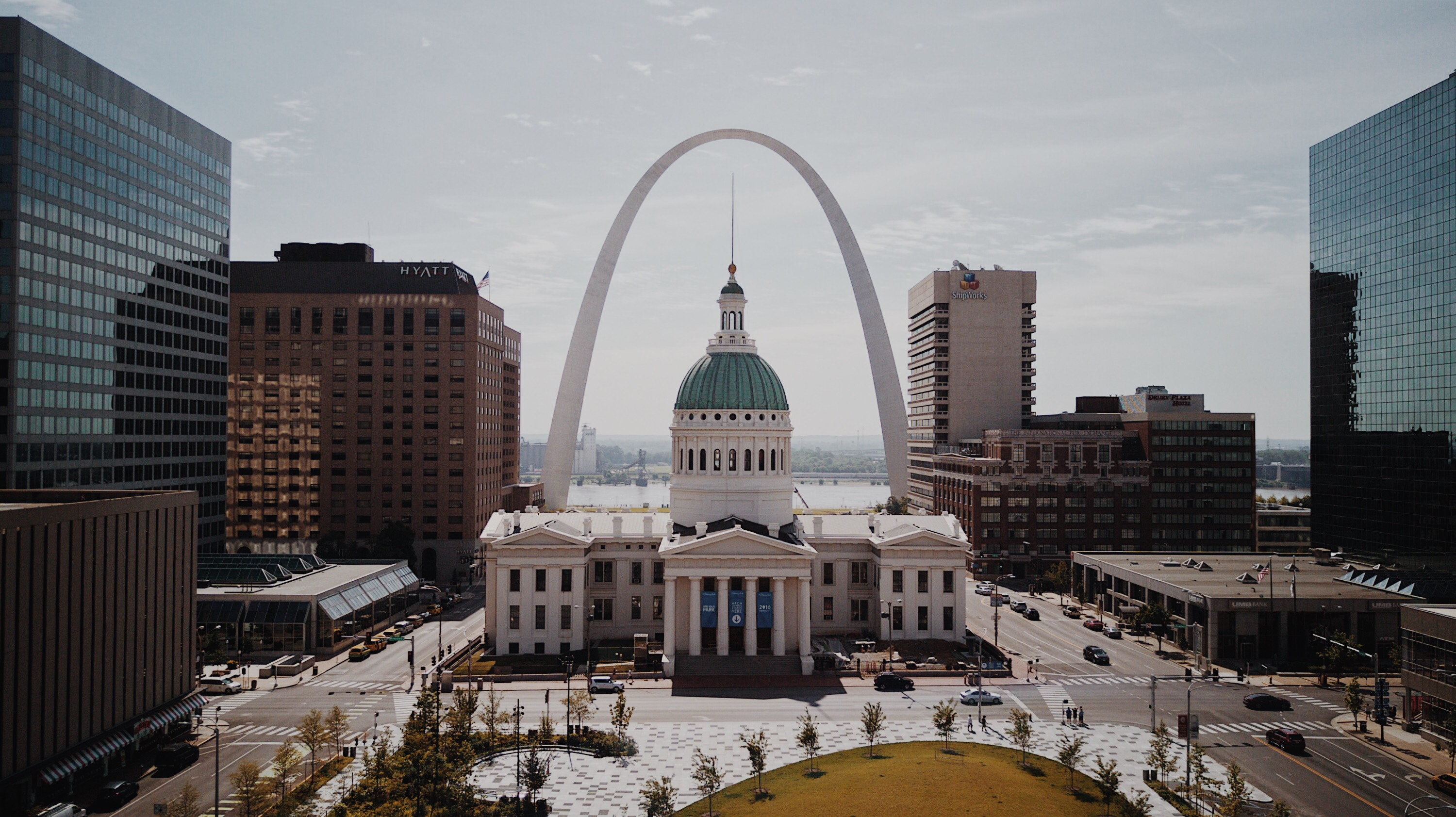 St. Louis background